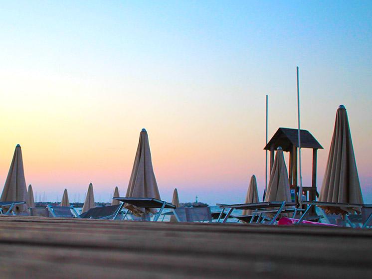 Spiaggia & Location